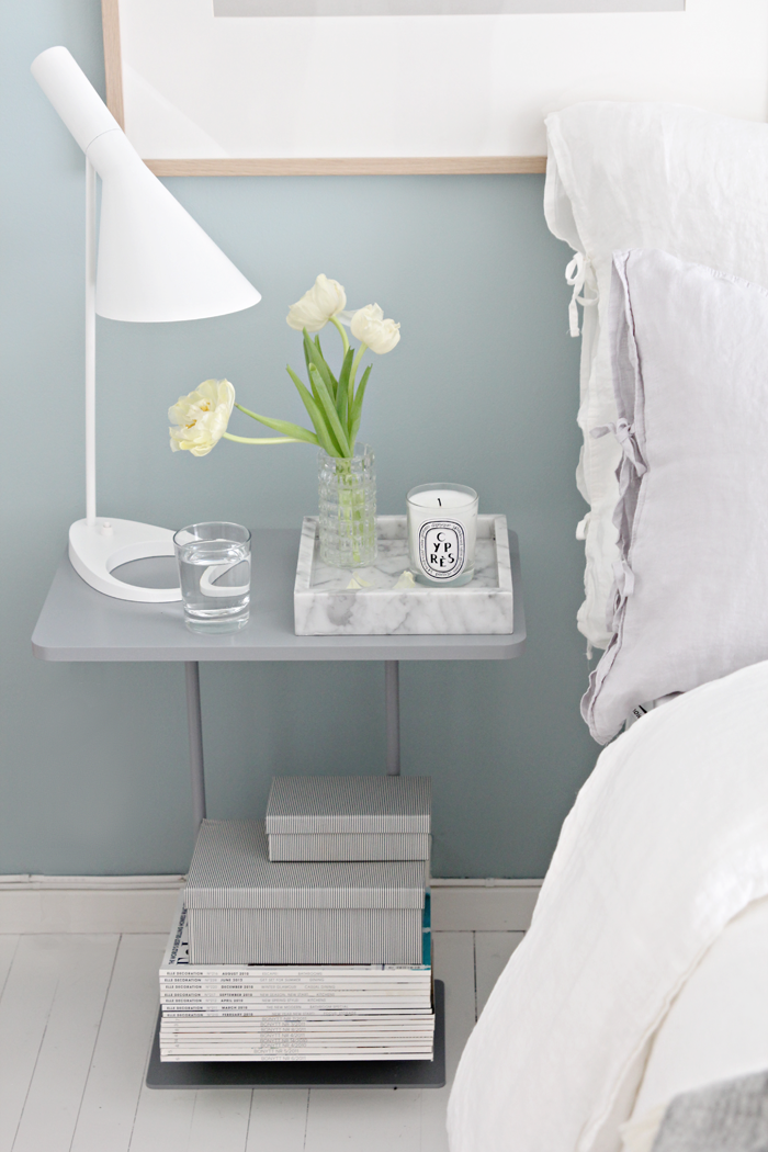 Teal Bedroom_nightstand