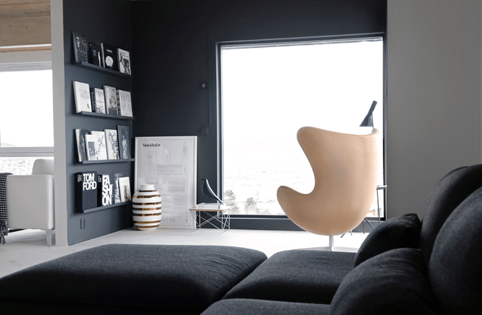 Uvanlig LIVING ROOM - Before and After | Stylizimo QD-25