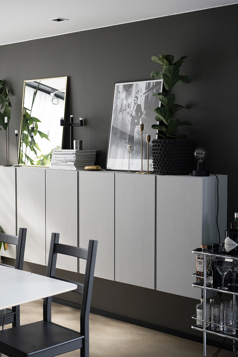 IVAR hack: one cabinet - five looks - Stylizimo