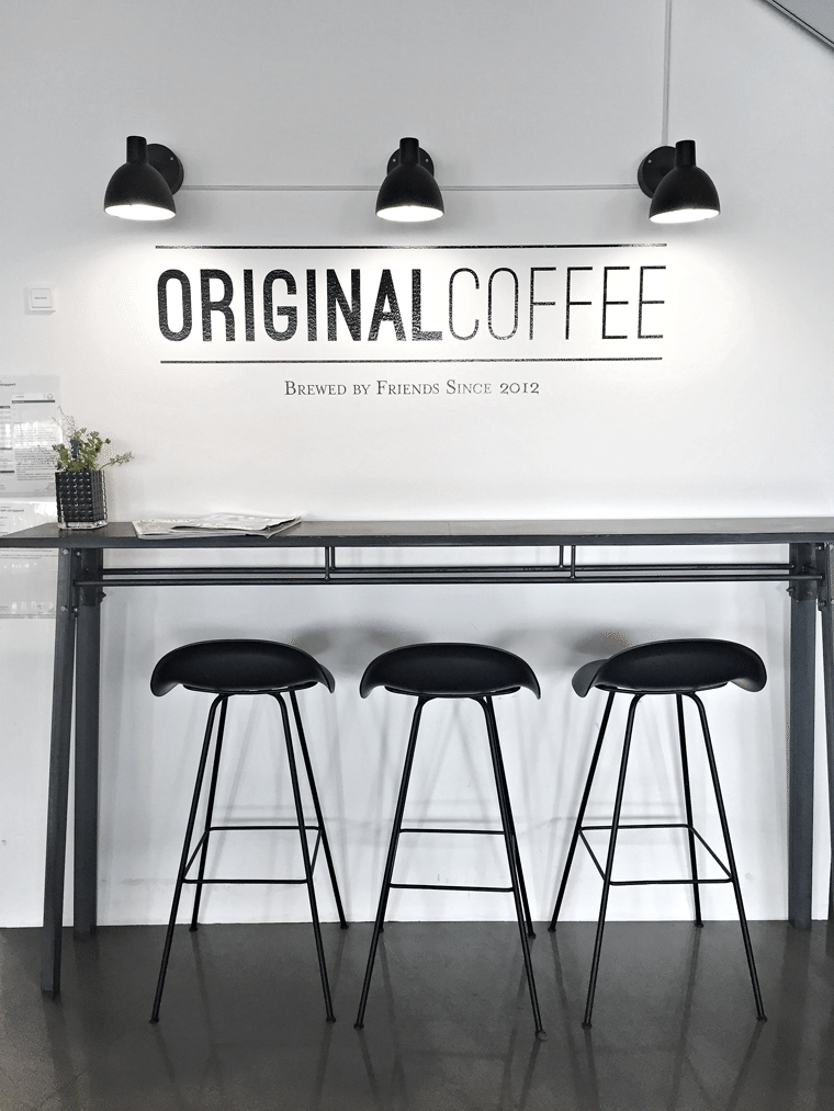 Original Coffee_rooftop cafe