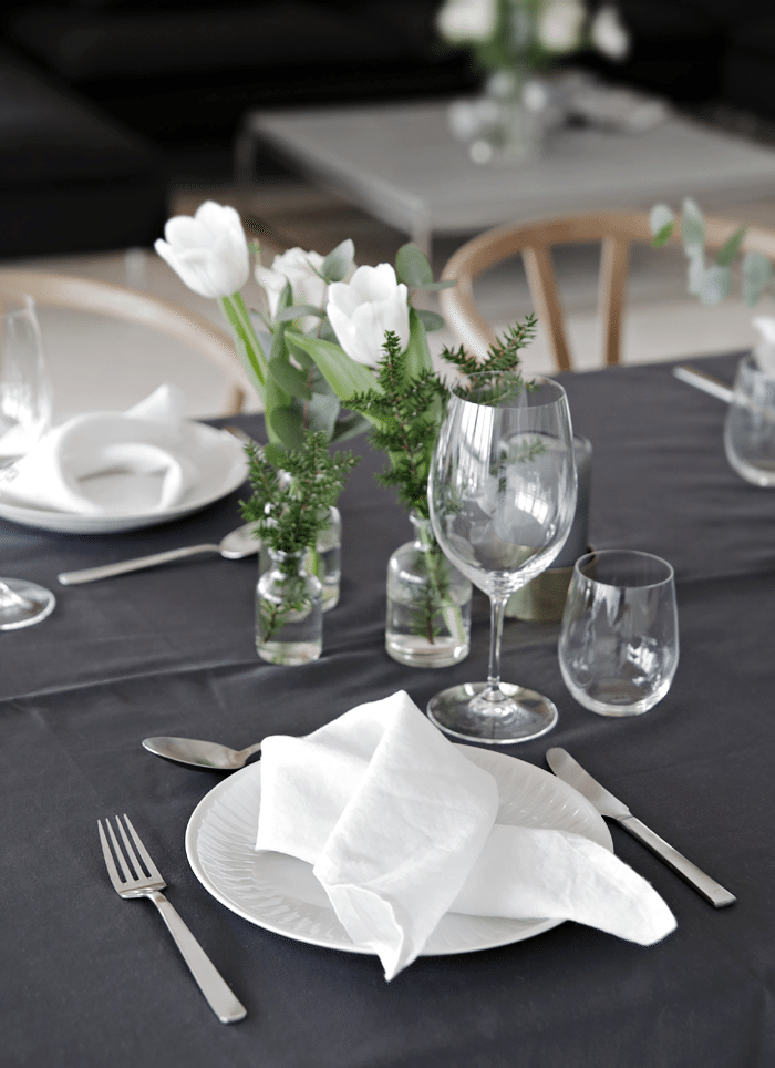 10 Christmas Table Setting Ideas Stylizimo