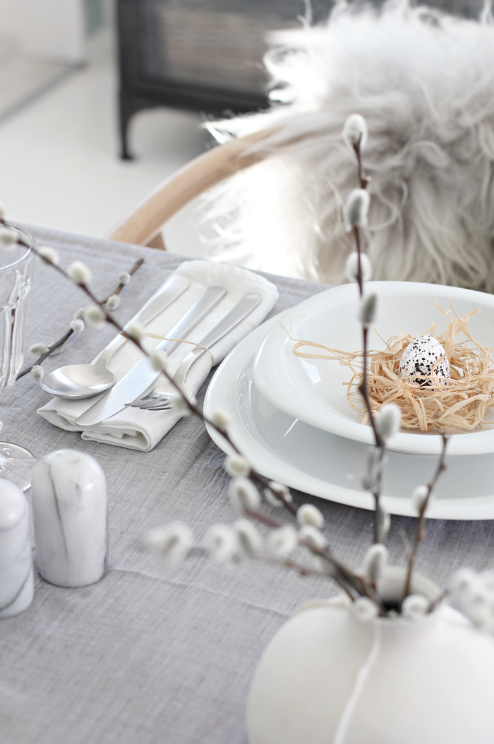 Table setting_Easter