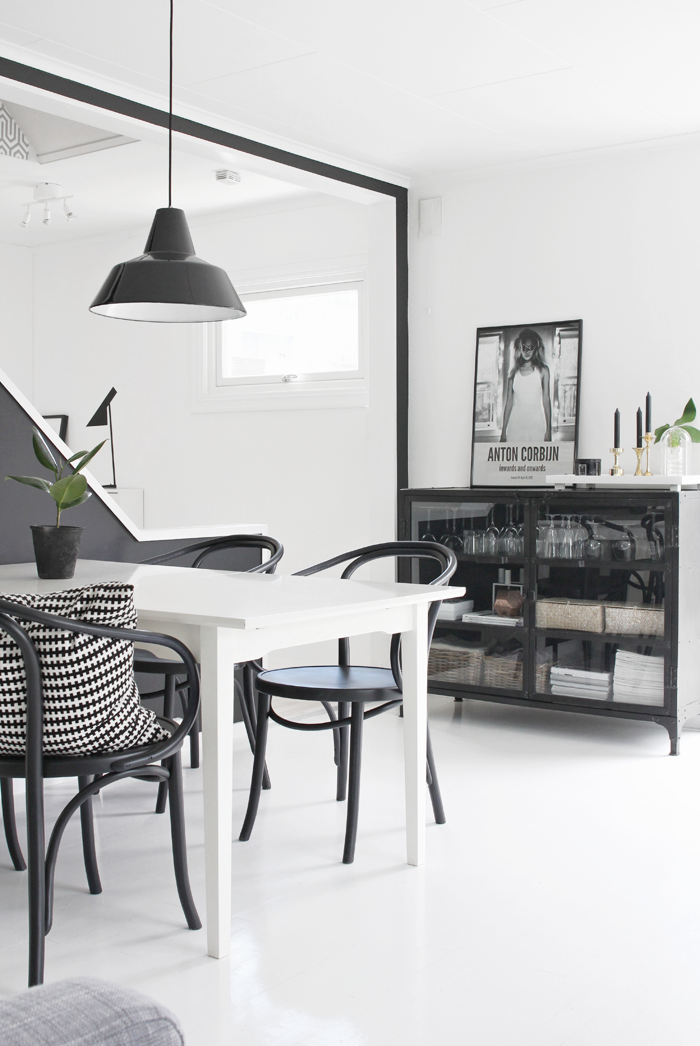 Dining area_black