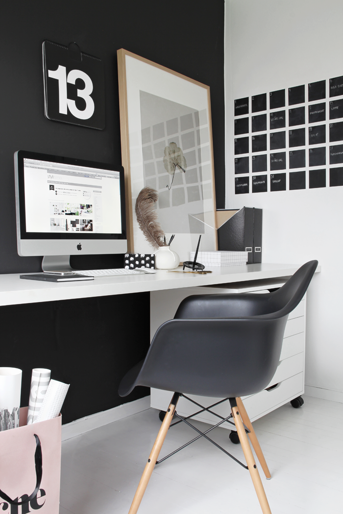 Home office_black