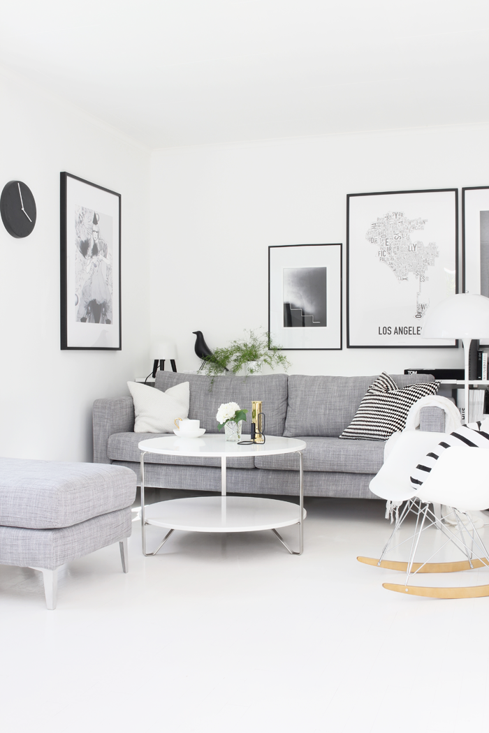 Living room_white