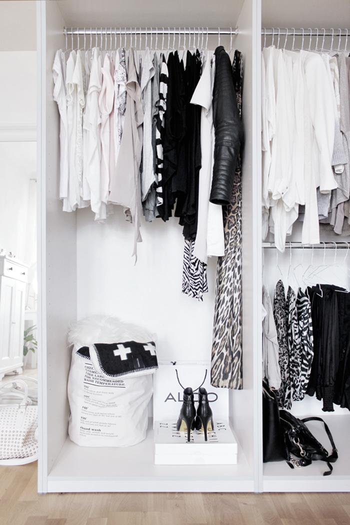 Organized bedroom & wardrobe | Stylizimo