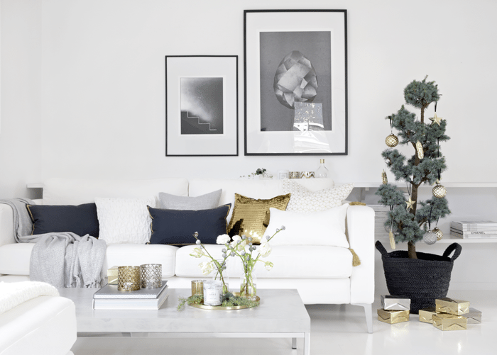 Living room_Stylizimo_H&M Christmas