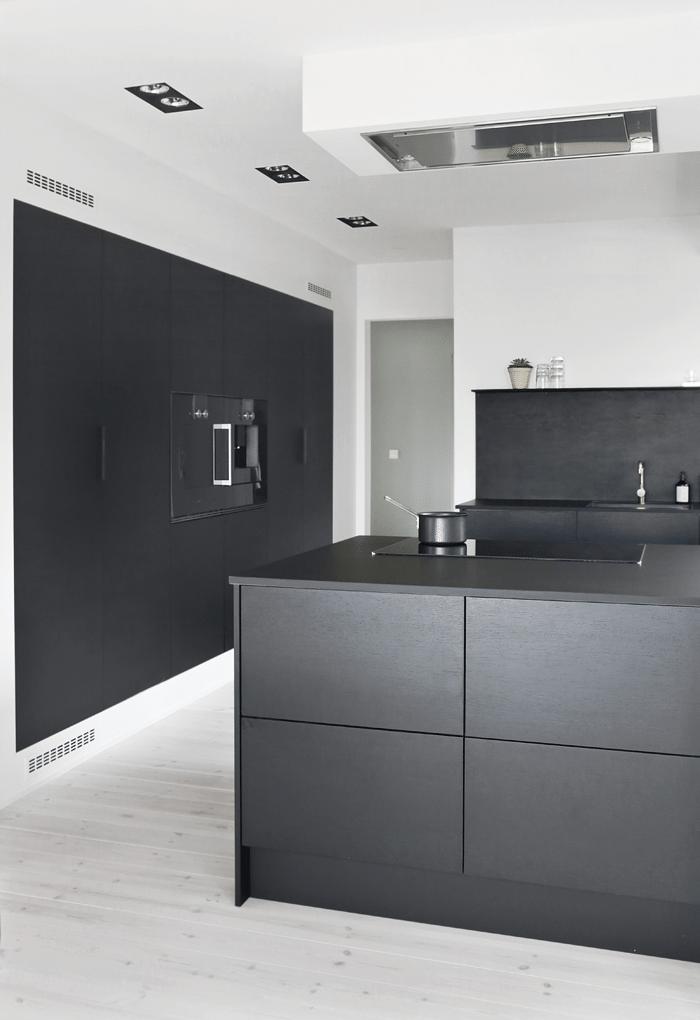 Black kitchen_stylizimo