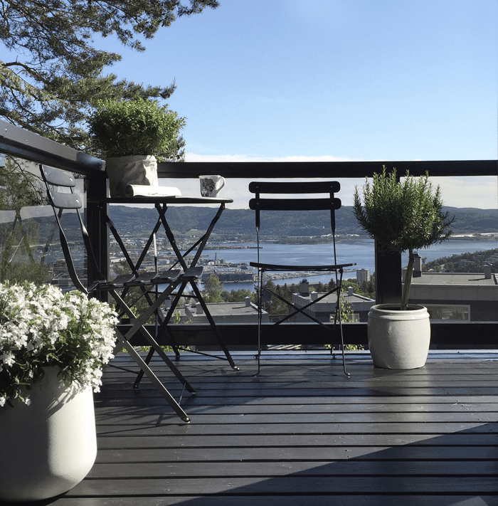 Balcony with a view_stylizimo