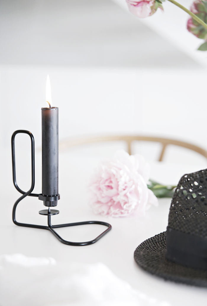 HAY Lup candleholder