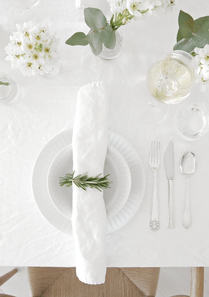 Table setting May
