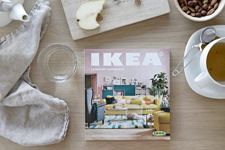 IKEA 2018 catalog - make room for life