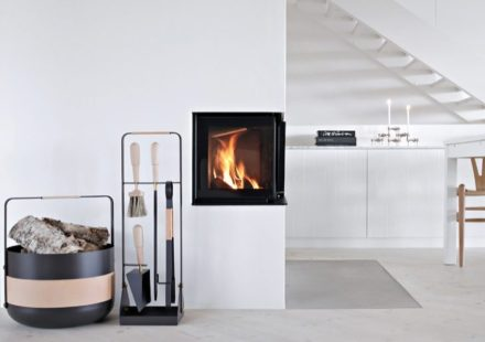 The perfect fireplace accessories