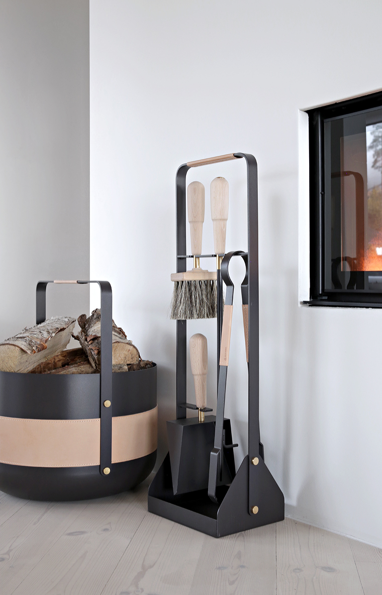 The perfect fireplace accessories - Eldvarm