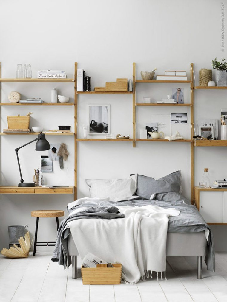 Nice New Shelving System From Ikea Stylizimo