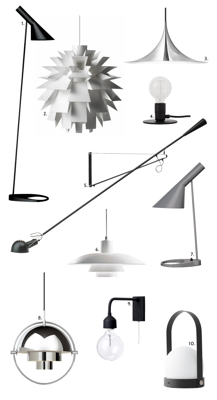 - 10% på mengder av lamper!