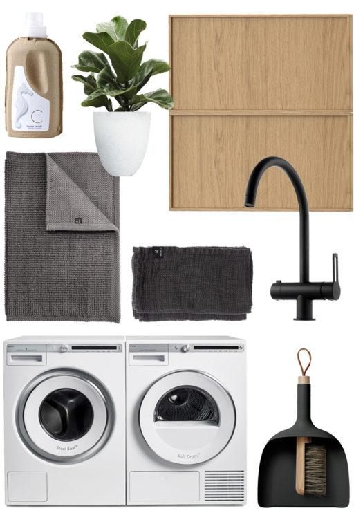 Laundry room planning
