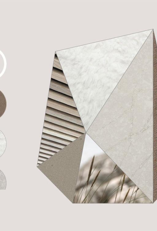 AD // Corian(R) Designs introduces the Moodboard Maker
