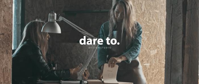 Organize_Dare to