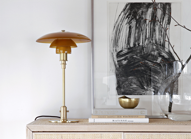 New Limited Edition PH 3/2 Table lamp