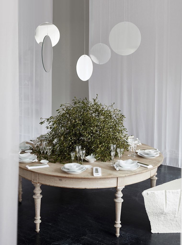Royal Copenhagen's Annual Christmas Tables 2016