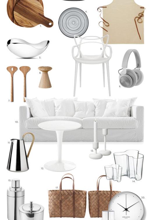 Salg på merkevarer hos Royal Design!