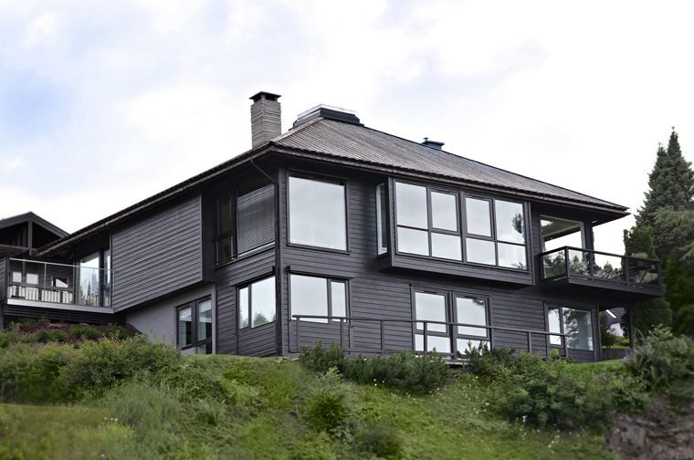 Black house - Stylizimo House