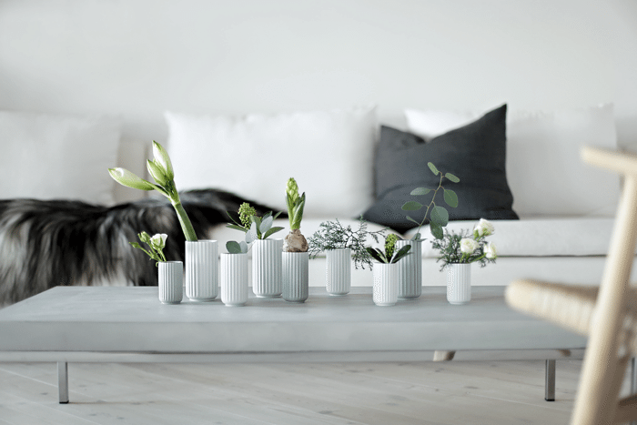 Small Lyngby vases