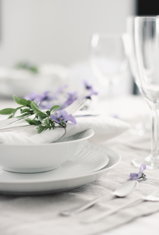 17th of May – tablesetting!