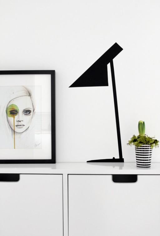 AJ Lamp // DIY