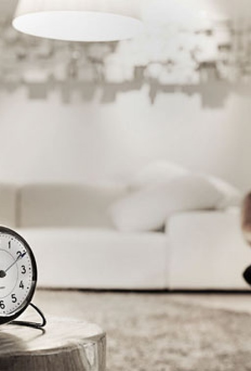 Clocks by Arne Jacobsen