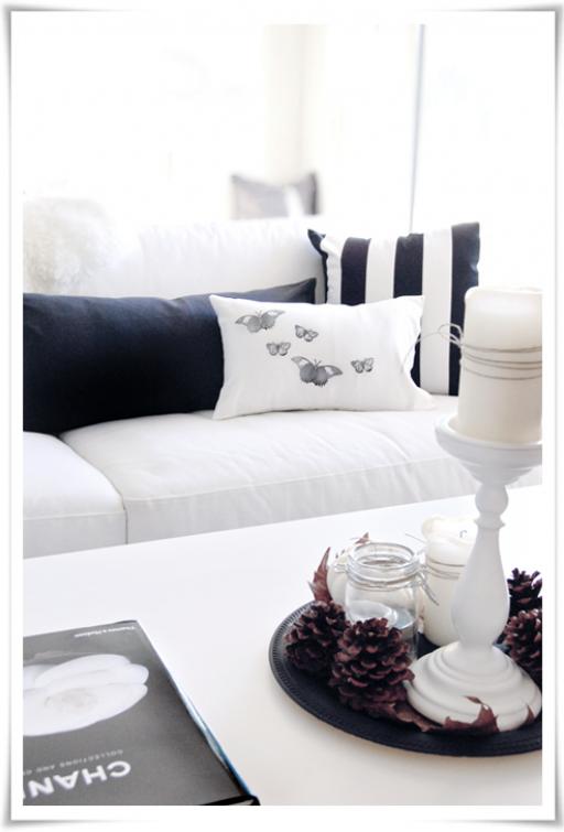 DIY: Butterfly pillow – 8 steps