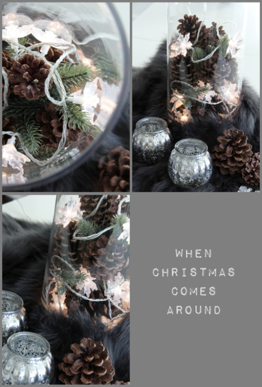 A little Christmas decoration tips