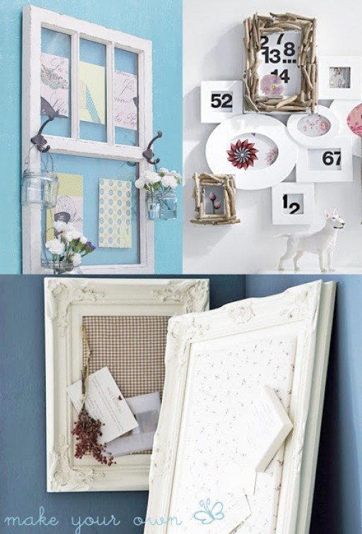 DIY: MAKE YOUR OWN FRAMES AND BOARDS