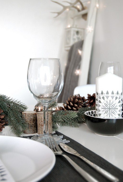 Christmas – table setting