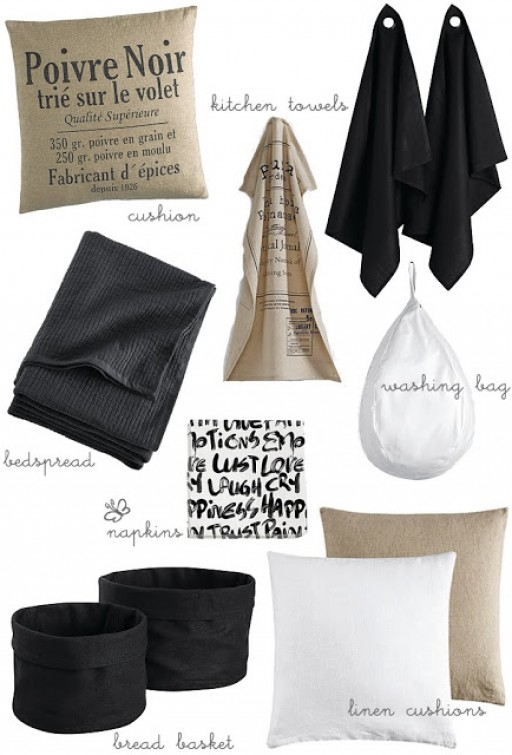 GET THE LOOK WITH H&M HOME