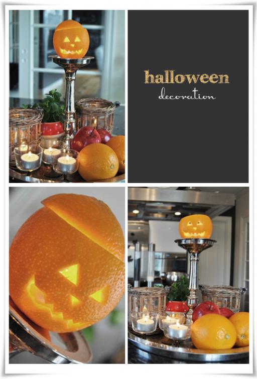 DIY: Halloween decoration!