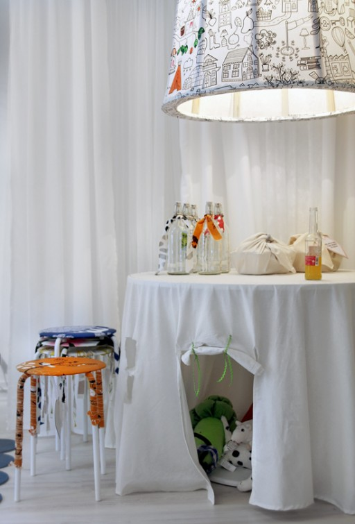 IKEA – create changes using textiles // 2013
