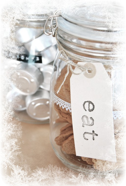 Tips: 2 ways to use your jars this Christmas