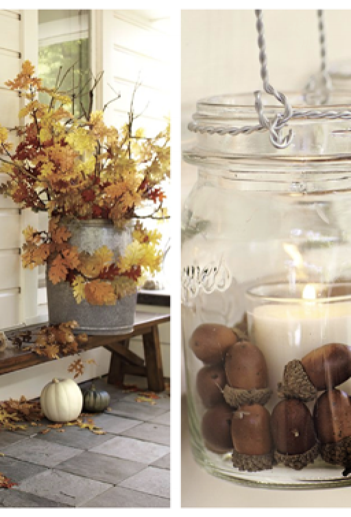5 WAYS TO DECORATE WITH HANGING JARS