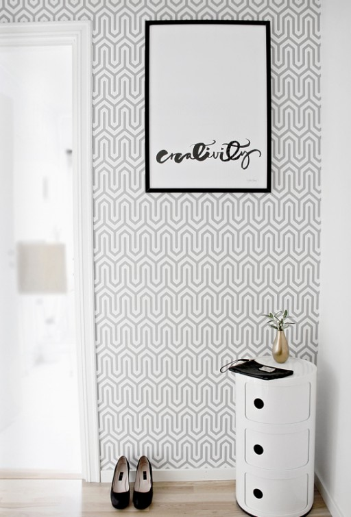 Trendy wallpaper – Dania