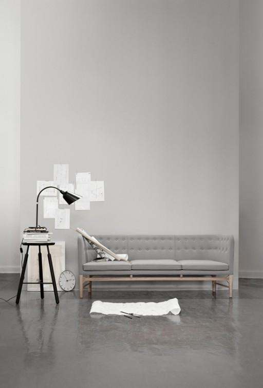 The Mayor sofa by Arne Jacobsen