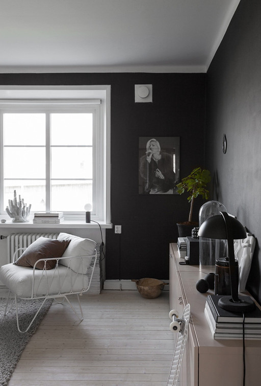 A stylist´s home for sale