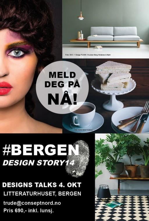 Bergen Design Story