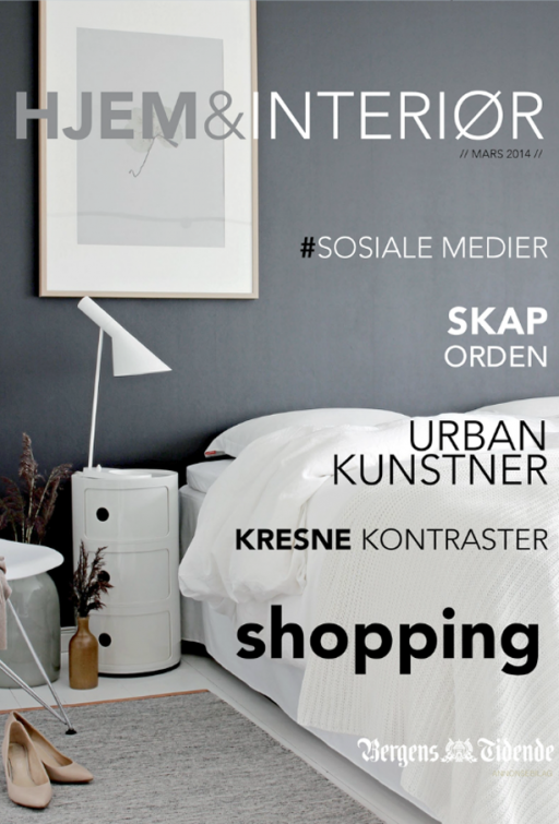 Stylizimo home on the cover
