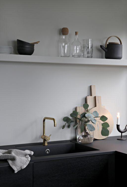 Autumn mood in the kitchen