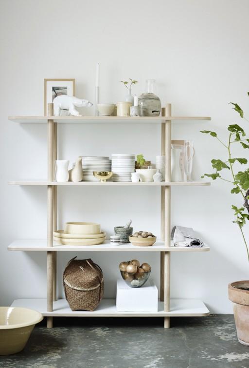 Beautiful shelving unit – DO
