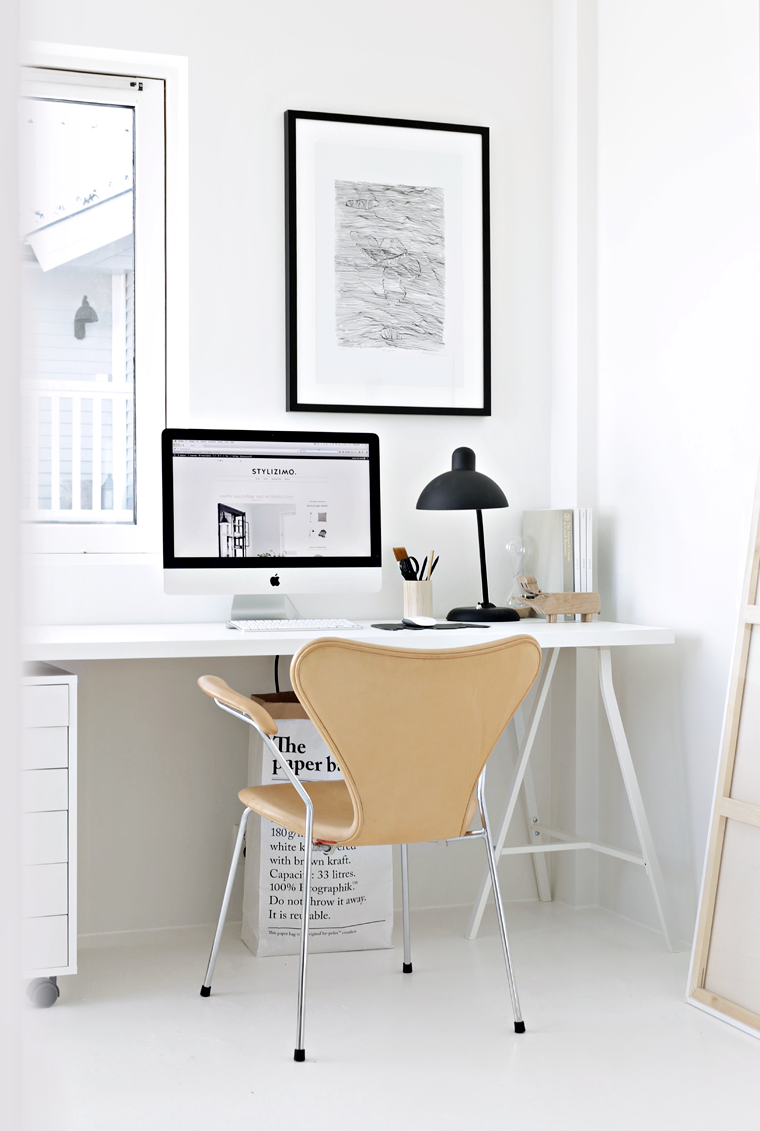 Home office_stylizimo