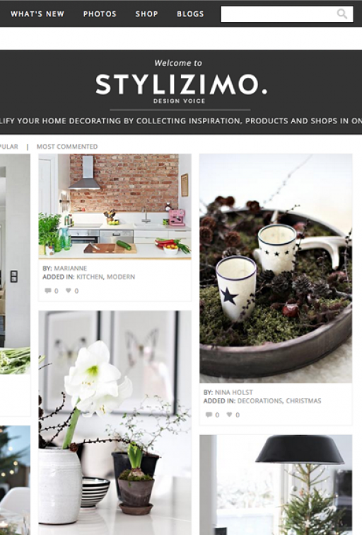 The new Stylizimo.com!
