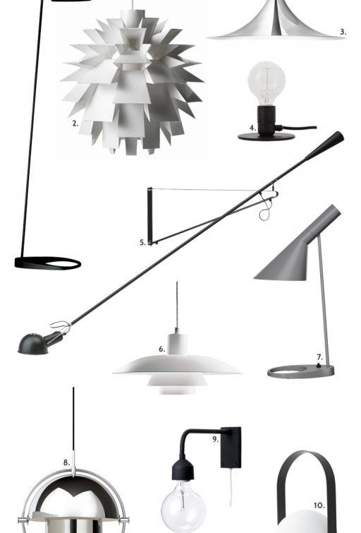 – 10% på mengder av lamper!